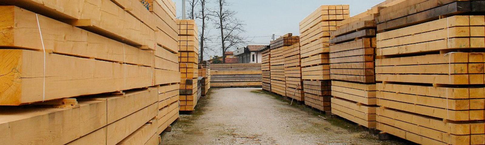 Realizzazione tetti in legno a Padova